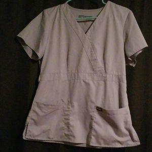 Grey's Anatomy scrub top!